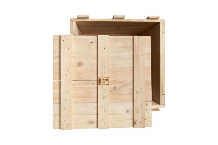 Wooden Boxes for Cargo